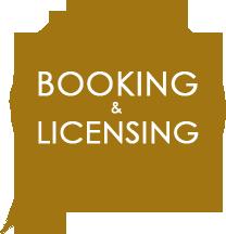 Booking & Licensing